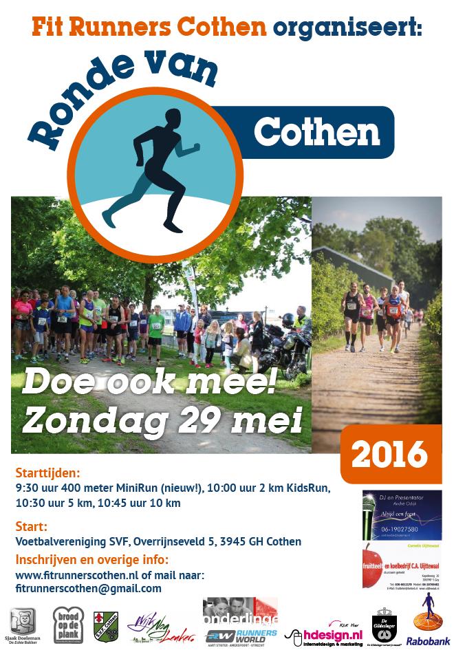 Ronde van Cothen 2016